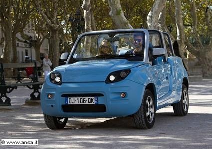 Bluesummer cabriolet elettrica nata da nuovo accordo Bollor?¿ e Citroen: novit?á e caratteristiche tecniche