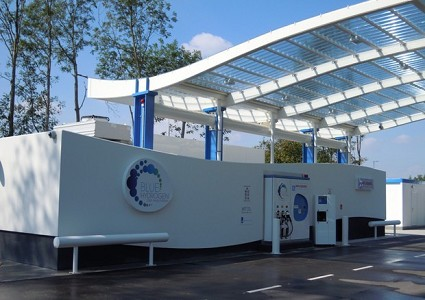 Auto a idrogeno: nel 2016 primo distributore in Belgio. Saranno destinati a crescere?
