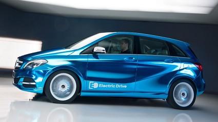 Nuova Mercedes Classe B elettrica combinazione di eleganza e rispetto per l?ÇÖambiente. Obiettivi della Casa