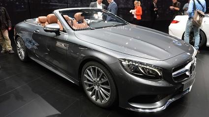 Mercedes Classe S Cabrio 2016: design, motori e dotazione tecnologica