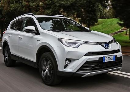 Nuovo Toyota Rav 4 ibrido: novità, caratteristiche tecniche e dotazioni