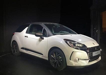 Nuova DS3 berlina e Cabrio 2016: cosa cambia nel design e nei motori. Le caratteristiche tecniche