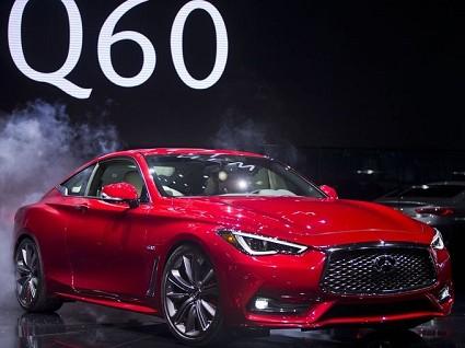 Nuova Infiniti Q60: design, motori e dotazioni tecnologiche