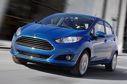 Ford Fiesta auto più venduta nel 2015: continua il succeso di questa city car compatta
