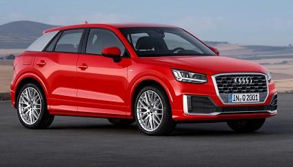 Audi Q2: listino prezzi ufficiale nuovo suv e motorizzazioni
