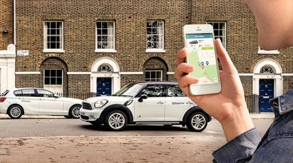Bmw e Mini: debutta a Milano car sharing Drive Now. Come funziona?