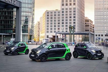 Nuova Smart elettrica con maggiore autonomia in vendita in Italia da aprile 2017: come sar?á e prestazioni
