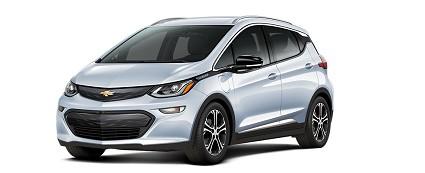 Chevrolet Bolt EV: auto dell'anno in Nord America. Caratteristiche tecniche e prezzo