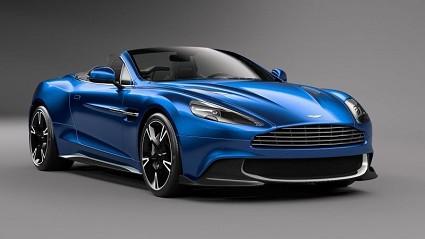 Aston Martin Vanquish S Volante: un gioiellino per pochi. Motori e caratteristiche tecniche