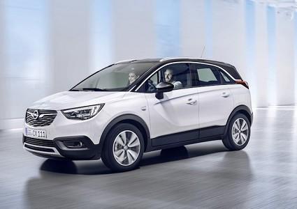 Opel Crossland X: nuovo crossover urbano. Caratteristiche tecniche, motori e prezzi