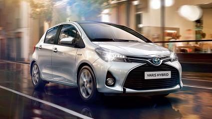 Nuova Toyota Yaris Hybrid: nuovo design, dotazioni e motori