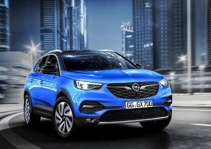 Opel Grandland X: nuovo suv pronto al debutto al Salone di Shanghai 2017. Come sarà