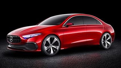 Salone di Shanghai 2017: Mercedes pronta a svelare la nuova Concept A Sedan. Cosa aspettarsi