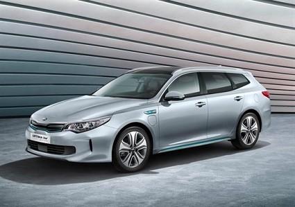 Kia Optima Sportswagon Plug-in Hybrid: caratteristiche tecniche, prestazioni e dotazioni