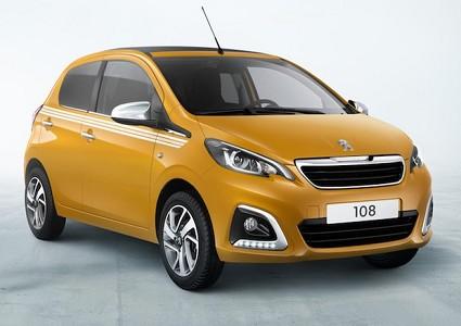 Nuova Peugeot 108 Collection dedicata al mondo femminile: caratteristiche tecniche e motori