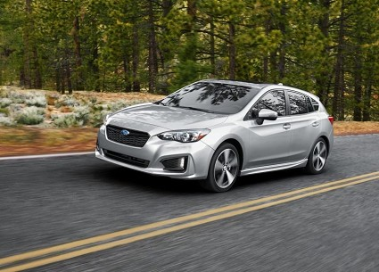 Nuova Subaru Impreza: design, caratteristiche tecniche e motori