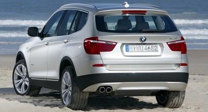 Nuova Bmw X3 in vendita dal prossima novembre: design, motori e prezzi ufficiali