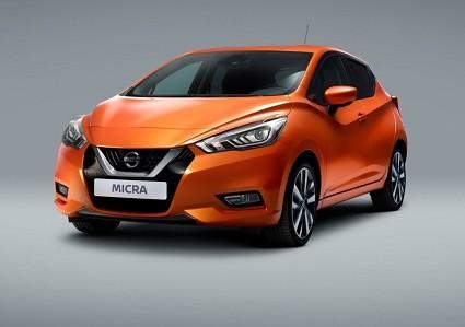 Nuova Nissan Micra quinta generazione: motori, dotazioni e prezzi