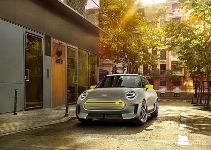 Salone di Francoforte 2017: nuovo concept Mini che anticipa l'elettrica 2019. Come sar?á?