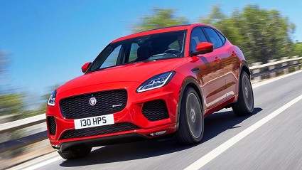 Jaguar E-Pace al Salone di Francoforte 2017: design, motori e dotazioni