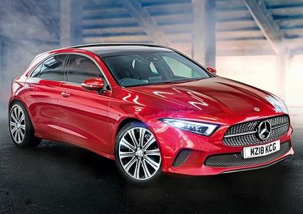 Nuova Mercedes Classe A svelata a marzo 2018: come sarà e anticipazioni