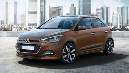 Hyundai i20 nelle concessionarie italiane con prezzi a partire da 13.200 euro