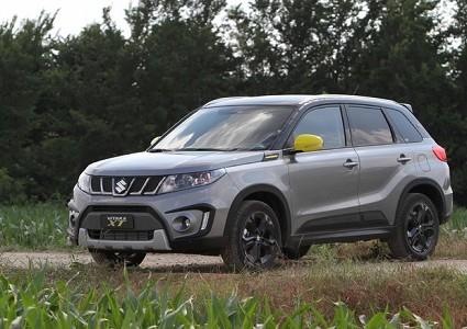 Suzuki Vitara XT serie limitata: motori, dotazioni e prezzi
