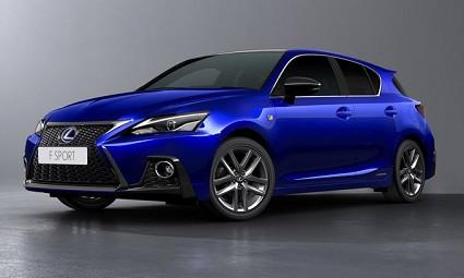 Nuova Lexus CT 200h rinnovata nel design e nelle dotazioni: caratteristiche tecniche