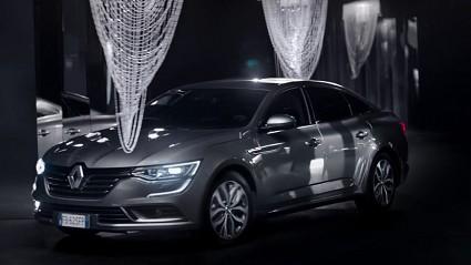 Nuove Renault Espace e Talisman Executive: cambiamenti e prezzi