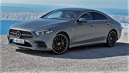 Nuova Mercedes CLS: nuova generazione sul mercato dal prossimo 2018. Caratteristiche tecniche
