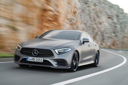 Nuova Mercedes CLS al Salone di Los Angeles 2017: design, motori e caratteristiche tecniche