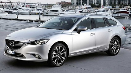 Mazda 6 Diesel Wagon in offerta nell'attesa del debutto della nuova Mazda 6 2018: come sarà