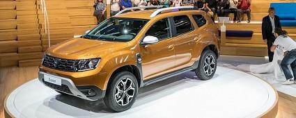 Nuova Dacia Duster in arrivo a gennaio: design, motori e caratteristiche tecniche
