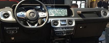 Nuova Mercedes Classe G rivista nel design e con interni del tutto rivisti. Tecnologie e dotazioni avanzare. Le prime indiscrezioni