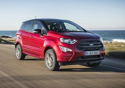 Ford EcoSport: caratteristiche tecniche e prova su strada