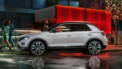 Nuova Volkswagen T-Roc in vendita in Italia: prezzi ufficiali e motori