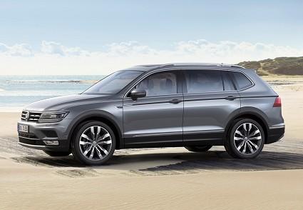 Volkswagen Tiguan Allspace: caratteristiche tecniche, motori e prezzi