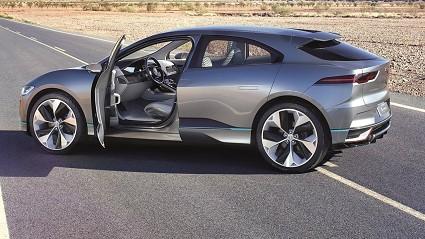 Jaguar I-Pace prima elettrica della Casa in vendita dalla prossima primavera: caratteristiche tecniche e motori