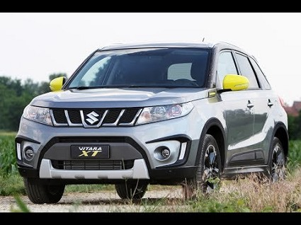 Suzuki Vitara XT edizione limitata in vendita a partire da 28.900 euro: design e motori