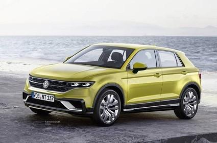 Volkswagen T-Cross in arrivo entro la fine dell'anno: prime caratteristiche tecniche e informazioni
