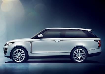 Range Rover Sv coupè elegante e lussuoso al Salone di Ginevra 2018: caratteristiche tecniche, design e motori