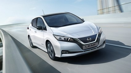 Nissan Leaf World Green Car 2018: premiata al Salone di New York
