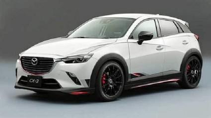 Nuova Mazda CX3 al Salone di New York 2018: design, motori, dotazioni e prezzi