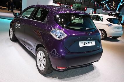 Renault Zoe 2018: caratteristiche tecniche e motori