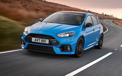 Nuova Ford Focus RS mild hybrid 400 Cv: motori e prestazioni