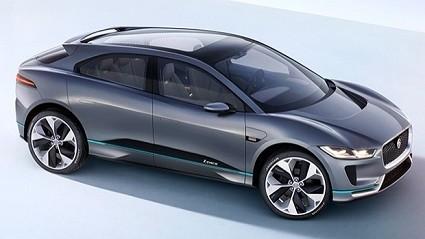 Jaguar I-Pace elettrica: caratteristiche tecniche, motori e prezzi