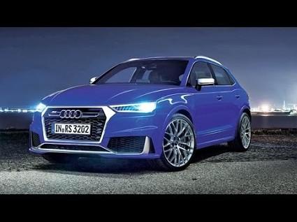 Nuova Audi SQ3: prime immagini e caratteristiche tecniche del concept suv