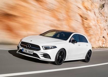 Nuova Mercedes Classe A 2018 in vendita: motori, dotazioni e prezzi