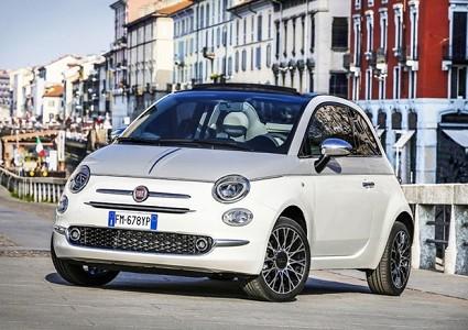 Fiat 500 Collezione nelle principali capitali europee della moda: design, motori e dotazioni