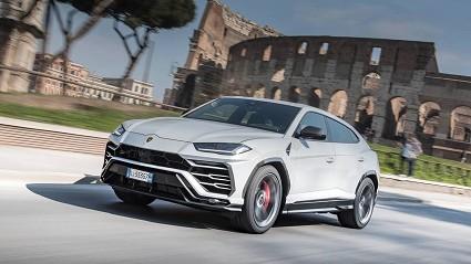 Lamborghini Urus a Roma: debutta sulle strade della Capitale il suv pi?? veloce del mondo